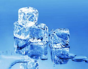 Кусочек льда