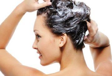использование шампуня от вшей