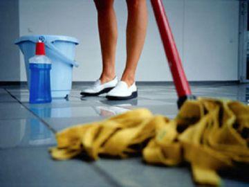 уборка в доме